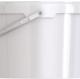 Ведро пластиковое круглое с крышкой JET 110