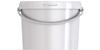 Ведро пластиковое круглое с крышкой JET 110 11,5 л