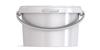 Ведро пластиковое круглое с крышкой JET 25 2,6 л