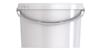 Ведро пластиковое овальное с крышкой JETO 55 5,8 л
