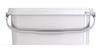 Ведро пластиковое прямоугольное с крышкой JETR 42 4,9 л