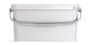Ведро пластиковое прямоугольное с крышкой JETR 57 6,2 л