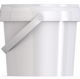 Ведро пластиковое с крышкой JETB 365