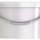 Ведро пластиковое овальное с крышкой JETO 35