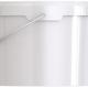 Ведро пластиковое круглое с крышкой JET 2+ 109