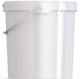 Ведро пластиковое круглое с крышкой JET+ 205