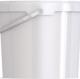 Ведро пластиковое круглое с крышкой JET 125