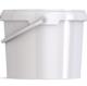 Ведро пластиковое круглое с крышкой JET 34