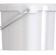Ведро пластиковое круглое с крышкой JET2+ 110 12,0 л - фото 3